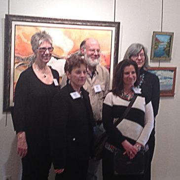 Rottler Exhibit Opening