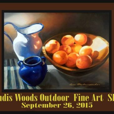 Landis Woods Outdoor Art Show Acceptance