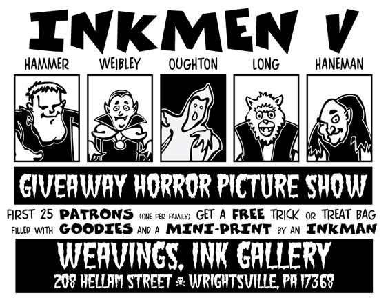 Inkmen 5 Horror Picture Show