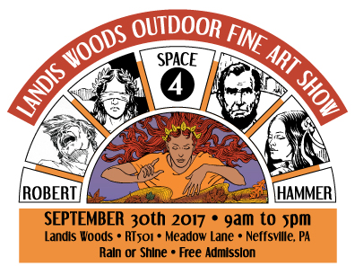 Landis Woods Outdoor Art Show 2017