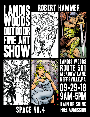 Landis Woods Outdoor Art Show
